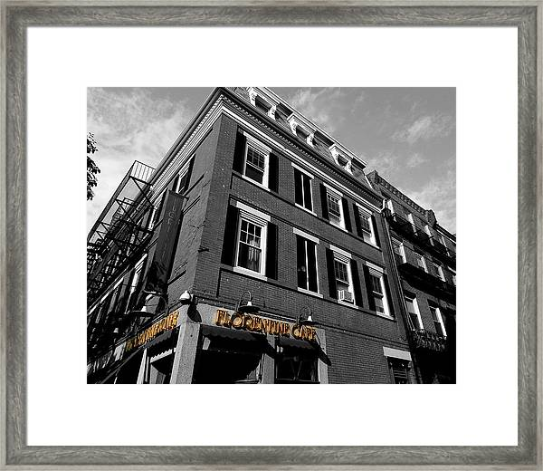 The North Side Framed Print