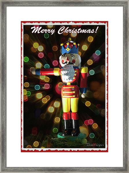 The Nutcracker Framed Print