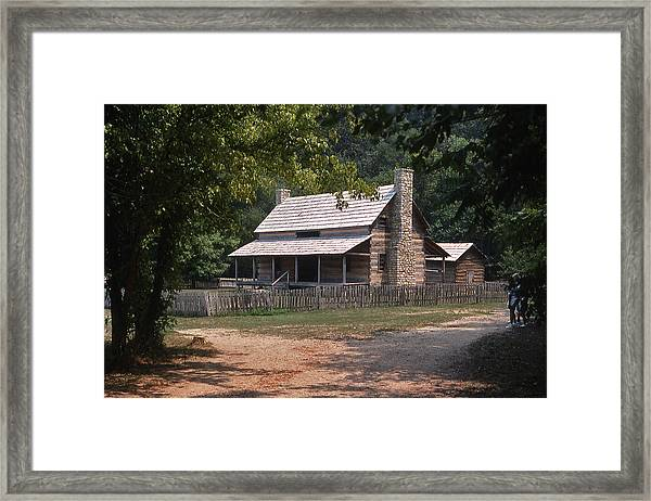 The Old Homeplace - 1 Framed Print by Randy Muir