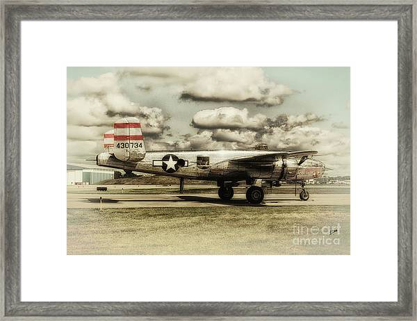 The Panchito  Framed Print by Steven Digman