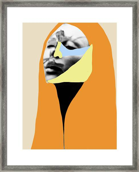 The Peace Within Framed Print