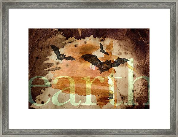 The Potency Of Acceptance Framed Print