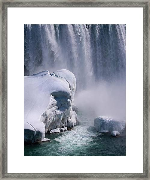 The Power Of One Framed Print