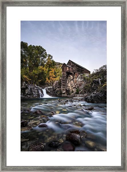 The Powerhouse Framed Print