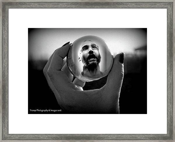 The Prisoner Framed Print