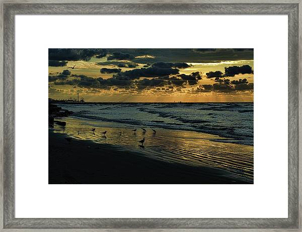 The Quiet In My Soul Framed Print