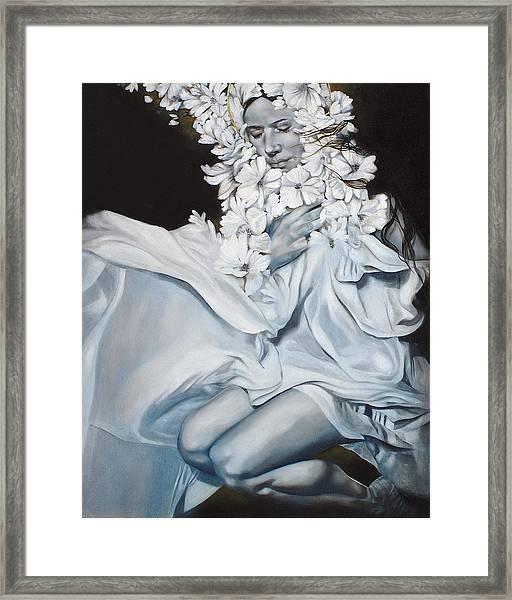 The Quintessence Of Matter Framed Print