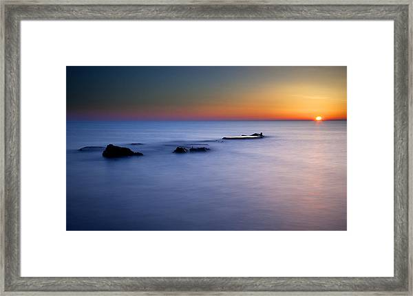 The Reason Why Framed Print