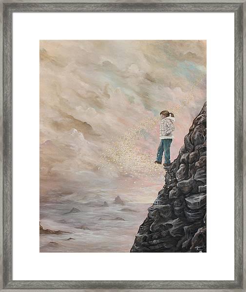 The Resolute Soul Framed Print