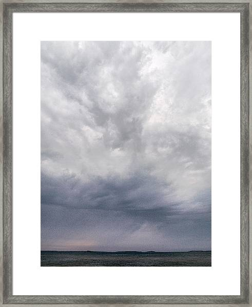 The Rising Storm 2 Framed Print