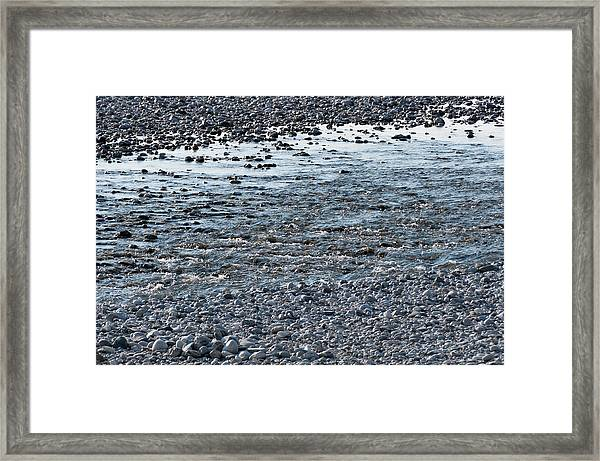 The River Of Youth Framed Print