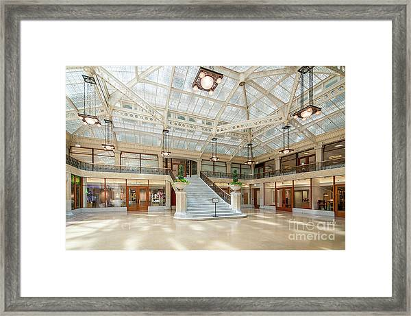 The Rookery Framed Print