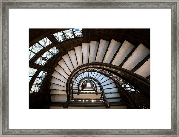 The Rookery - Chicago Framed Print