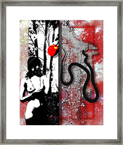 The Same Old Story - All About Eve Framed Print