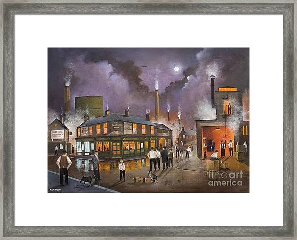 The Selby Boys Framed Print
