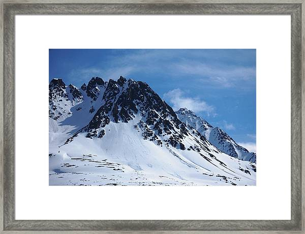 The Sentinel Framed Print by Helen Carson