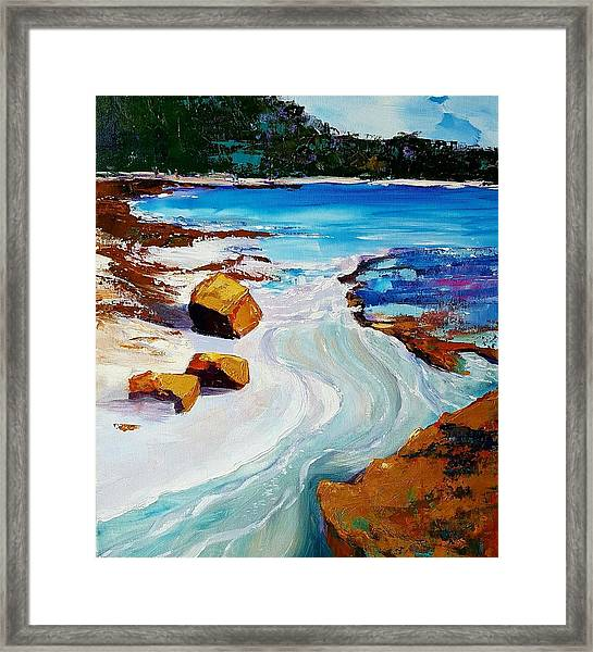 The Shallows Framed Print
