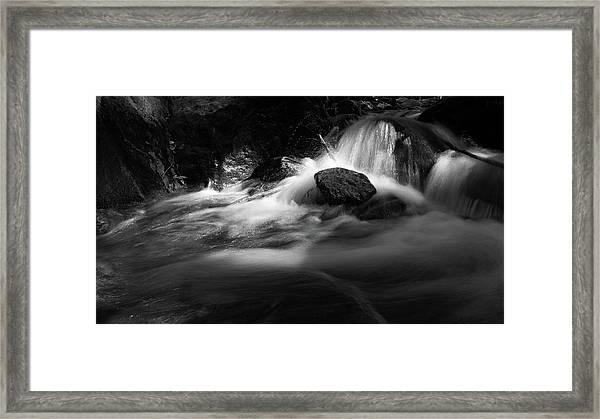 the sound of Ilse, Harz Framed Print