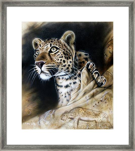 The Source IIi Framed Print