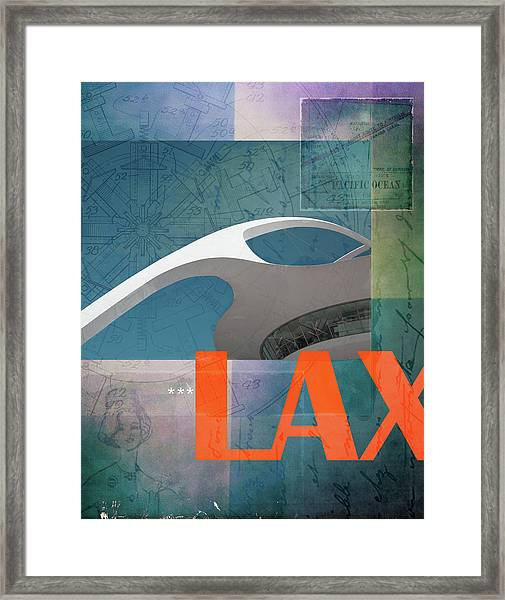The Space Age Framed Print
