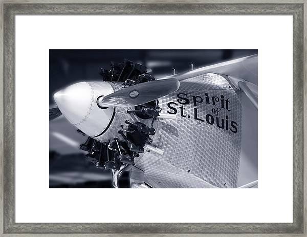 The Spirit II Framed Print