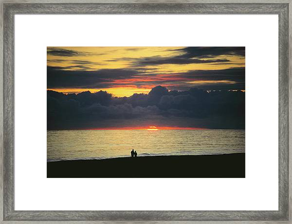 The Sundowners Framed Print