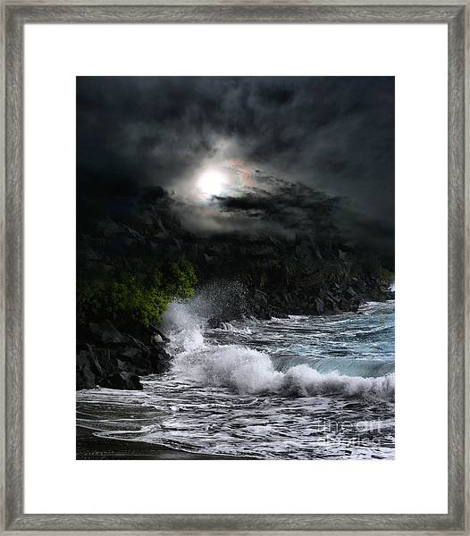 The Supreme Soul Framed Print