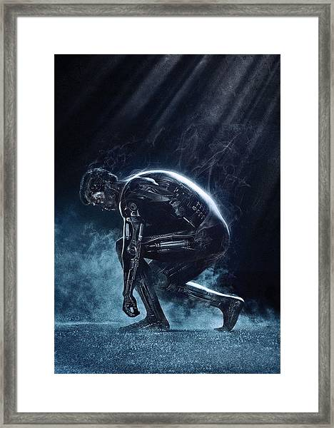 The Terminator 1984 Framed Print