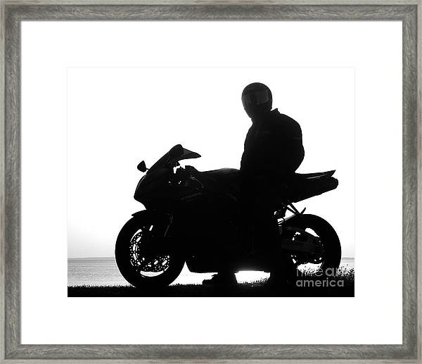 The Toy Framed Print