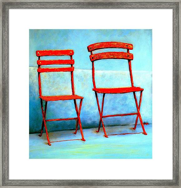 The Two Of Us Framed Print