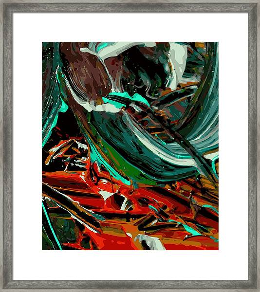 The Underworld Framed Print