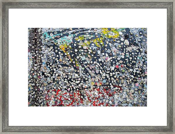 The Wall #5 Framed Print