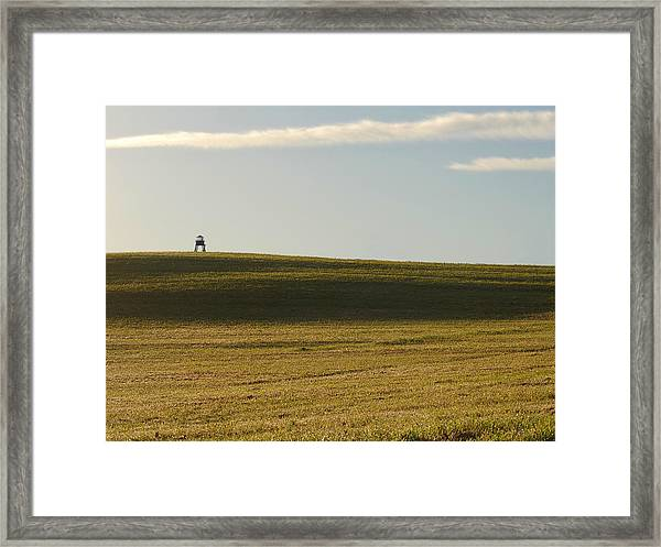 The Watchtower Framed Print