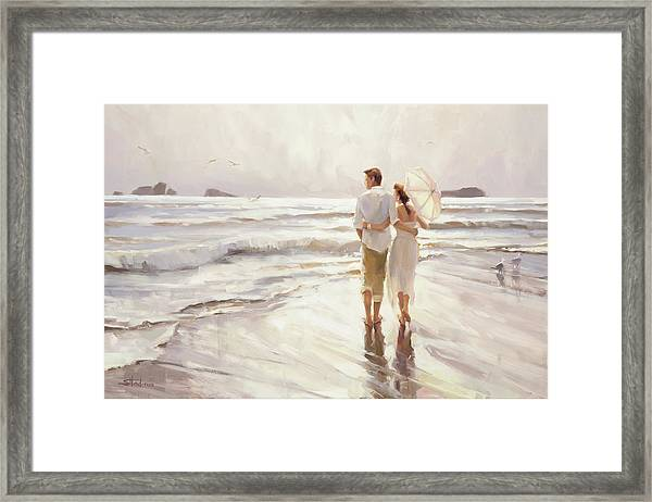 The Way That It Should Be Framed Print