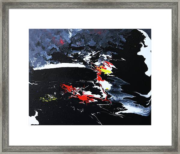 The Wish Framed Print