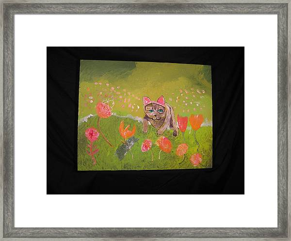 The Year Sped By Framed Print