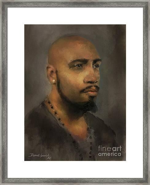 T. Wilson Framed Print