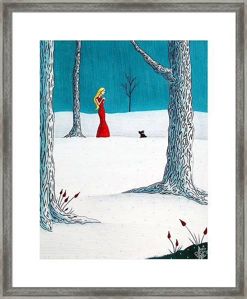 There's Always Hope Framed Print
