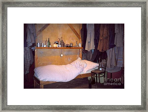 Theresienstadt Framed Print