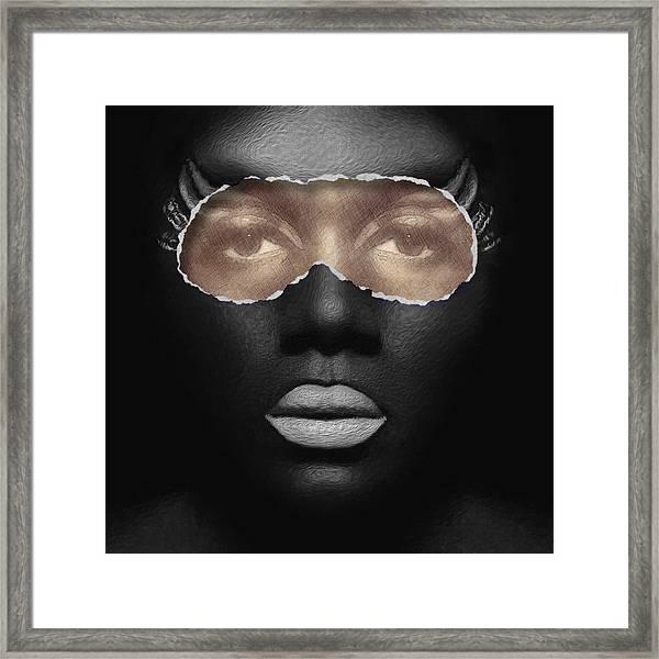 Thin Skinned Framed Print