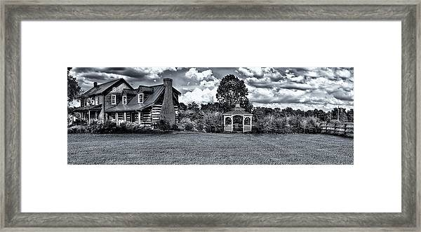 This Farm House Framed Print