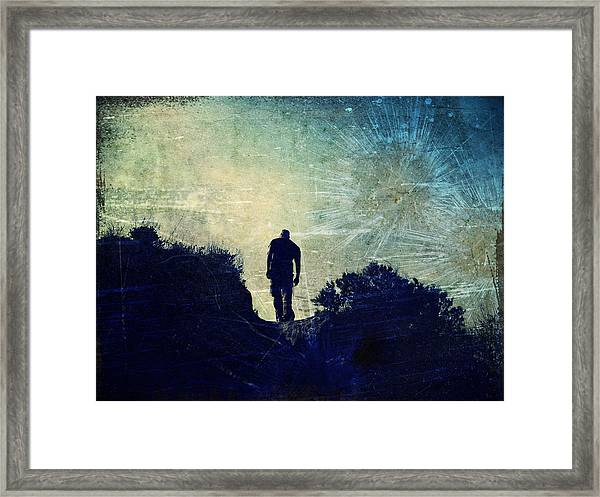 This Is More Than Just A Dream Framed Print