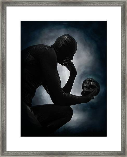 This Is The End Framed Print by Michael Knight