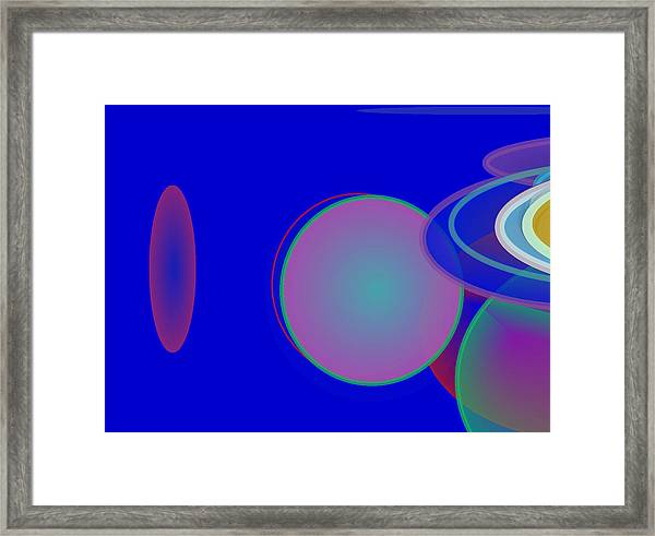 Ticker Usfd Created From Daily Parabolic Projections 4/24/2017 To 4/28/2017 - #2 Framed Print