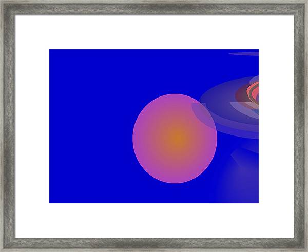Ticker Usfd Created From Daily Parabolic Projections 4/24/2017 To 4/28/2017 Framed Print