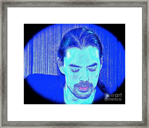 Tierro Framed Print
