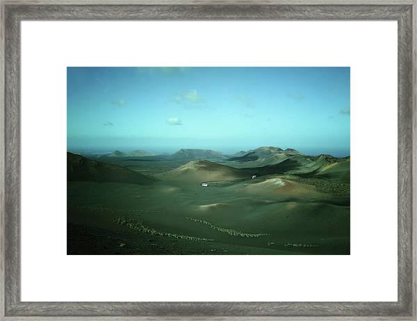 Timanfaya - Lanzarote Framed Print