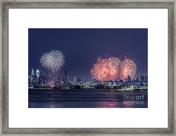 Time Of Glory Framed Print