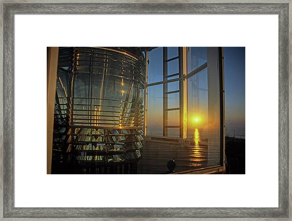 Time To Go To Work Framed Print