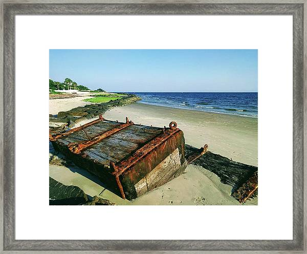 Timeless Treasure Framed Print